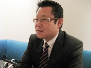 崎村社長「やるからにはアジア農業の改革を行う」