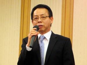 台北駐日経済文化代表処/張燈城領事部部長