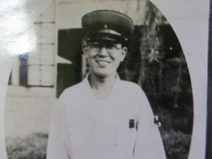 楠田さんの祖父、辰雄さん