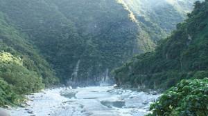 美しい太魯閣の風景