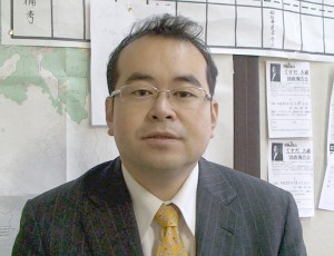 楠田大蔵議員