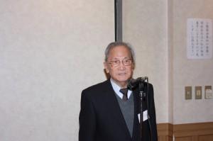 日本国際客家文化協会鍾清漢名誉会長