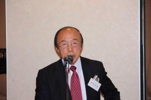 岡村央棟日本国際客家文化協会会長