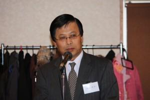 台北駐日経済文化代表処陳調和副代表