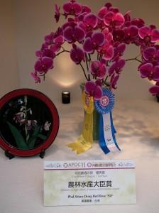 「美達蘭業」作品榮獲日本農林水產大臣獎殊榮