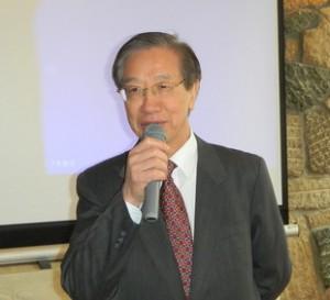 駐日經濟文化代表處副代表羅坤燦