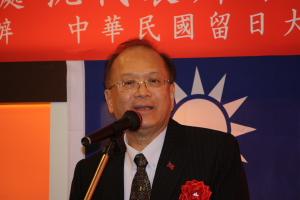 呉英毅僑務委員長