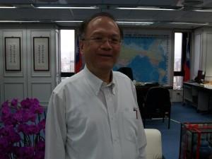 僑務委員会呉英毅委員長