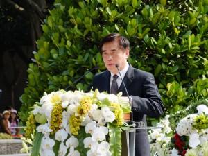 好龍斌台北市長