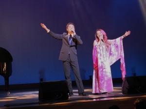 王柏森和許景淳的合唱,令人印象深刻