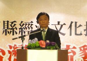 福岡県小川洋県知事
