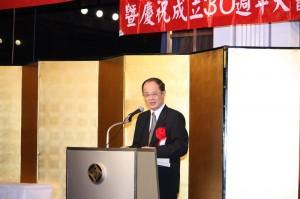 駐日代表沈斯淳表示婦女會透過促進台日兩國間婦女交流,為政府和僑界貢獻許多