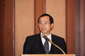 第一商業銀行東京支店洪秋林支店長