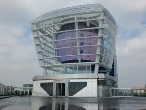 上海万博の台湾パビリオン「台湾館」
