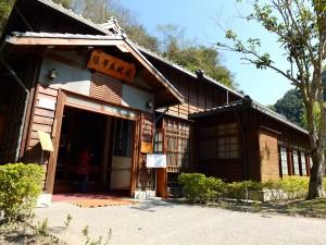 張作霖の長男、張学良の住居。日本統治時代の家屋を復元したもの