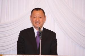社団法人アフリカ開発協会矢野哲朗会長