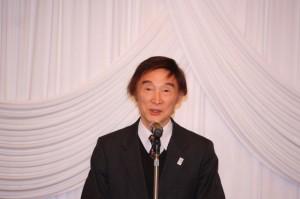 亜東親善協会張建國副会長