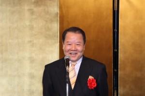 中華連合総会詹徳薫名誉会長