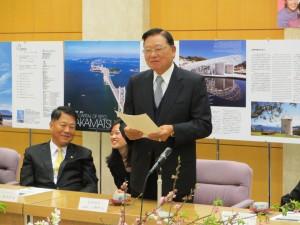 江丙坤台湾総統府最高顧問