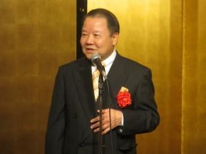 日本中華聯合總會名譽會長詹德薰