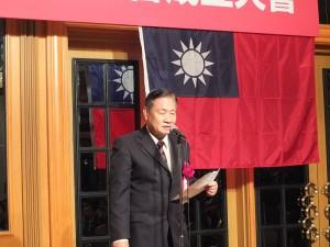 亞洲台灣商會聯合總會總會長柯昭治,邀請日本台商會踴躍參加7月舉辦的會議