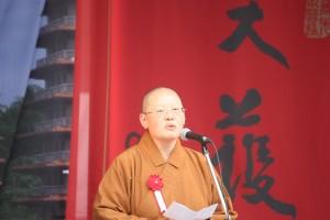 NPO法人国際ブリアーの釋滿潤理事長