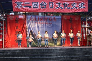 民族歌謡(席茹)
