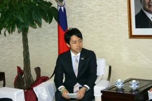 小泉進次郎自民党青年局長