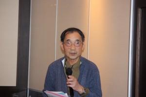 古賀輝雄選挙委員長