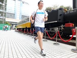走る事で身体以外にも気持ちにも大きな変化が現れたと言う