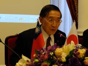 林永楽外交部長