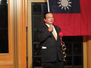 功成身退的李懋鑌會長表示可以看到總會成立,相當開心