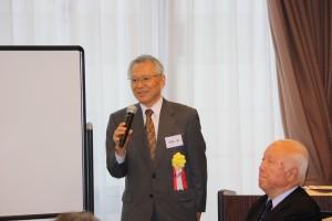 台湾協会の斎藤毅理事長