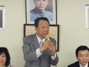 趙雲華組長列席此次會議之外,也提到近日政府對於菲律賓武裝攻擊台灣漁船事件,盼在日僑民皆能了解事件發展情形