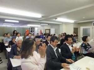 新任理監事踴躍出席理監事會議