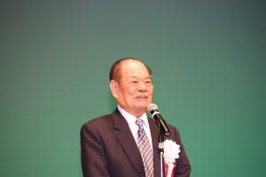 何春樹台湾高座会副会長