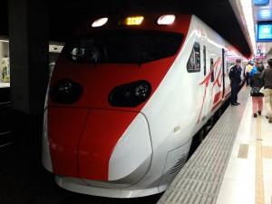 台湾鉄路の最新車両TEMU2000型