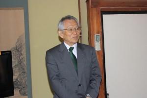 台湾協会の齋藤毅理事長