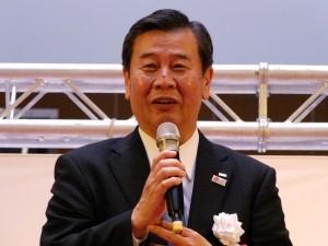 日本旅行丸尾和明代表取締役社長