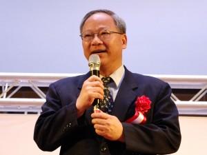 交通部台湾鉄路管理局范植谷局長