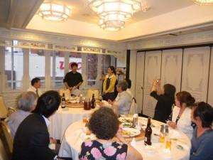 國立民族學博物館研究員河合洋尚表示,自己服務的博物館裡,沒有日本客家的相關資料書籍