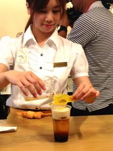 日本の新食感ビール