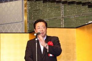 福島県立谷秀清相馬市長(道路整備促進期成同盟会全国協議会副会長)