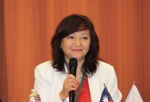 淡江大学李佩華国際長兼日本台湾教育センター長