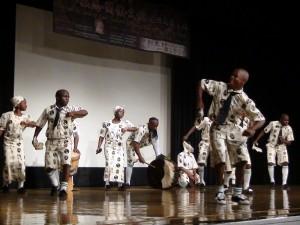 非洲傳統舞蹈