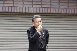 中津川ひろさと前議員