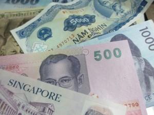 台湾の外貨準備高は引き続き世界第4位