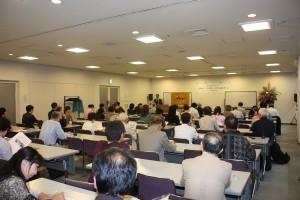 日本李登輝友の会が主催した第8回台湾セミナーで「許世楷先生 台日関係から台湾の前途を考える」と題した講演