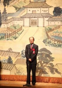 台北駐日經濟文化辦事處沈斯淳代表致詞