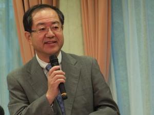 日本兒癌看守會事務局長石川幹雄表示,與周大觀基金會於1999年起便互有交流